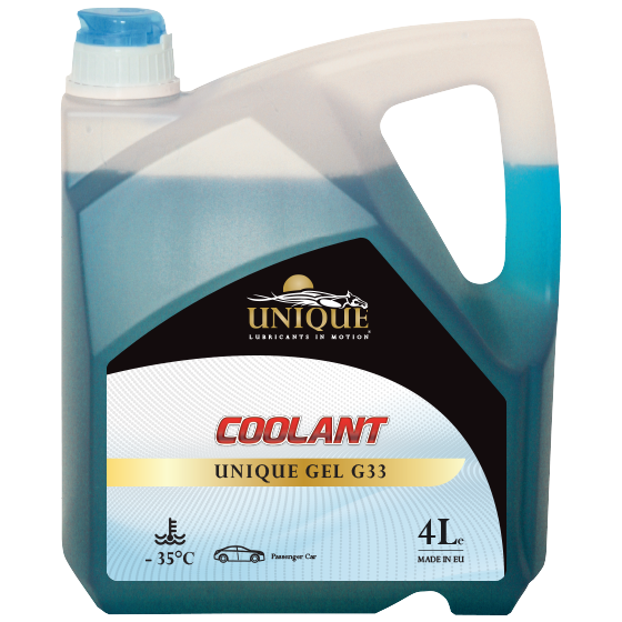 UNIQUE GEL G33 – 35°C - 861