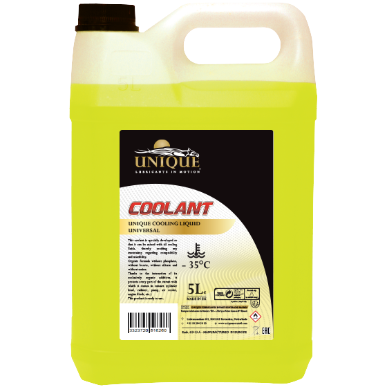 UNIQUE COOLING LIQUID - UNIVERSAL – 35°C - 870